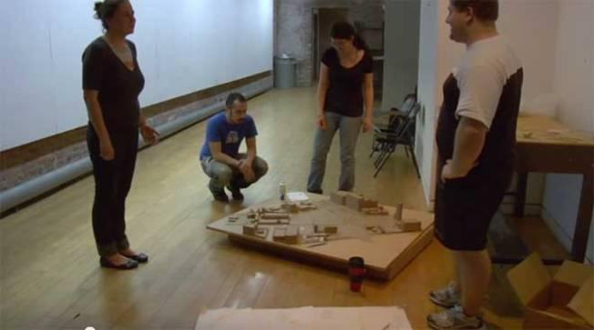 architectural studio video movie