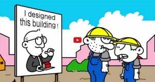Short 4 The building sign video architectsplanet tv